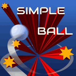 Simple Ball Poster